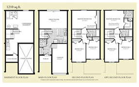 Elora Meadows Floorplan
